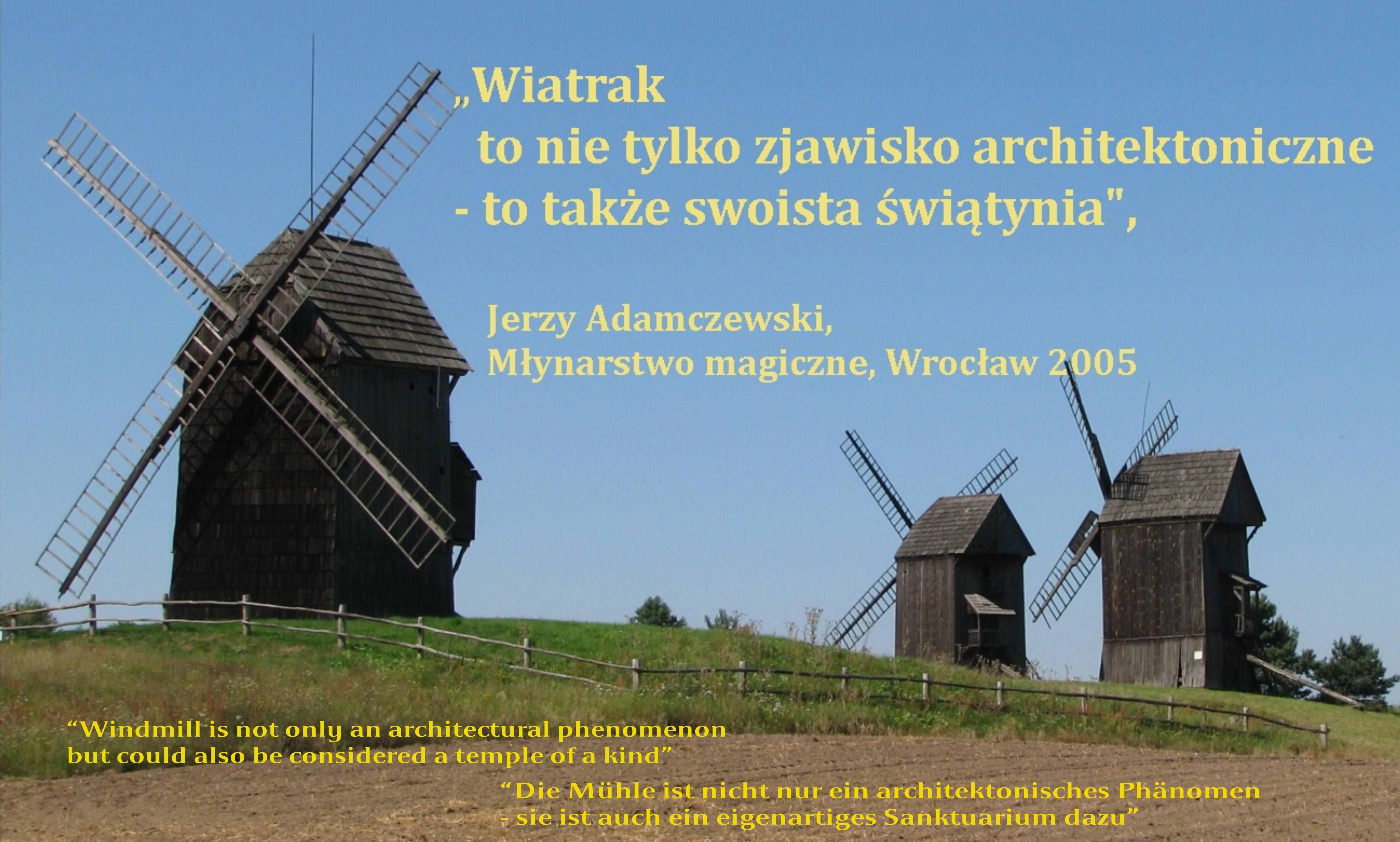 Wiesław Szkopek , Kolekcja , MOJE WIATRAKI , Wirtualne Muzeum